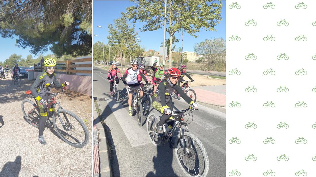 Evento Ciclista Ibi