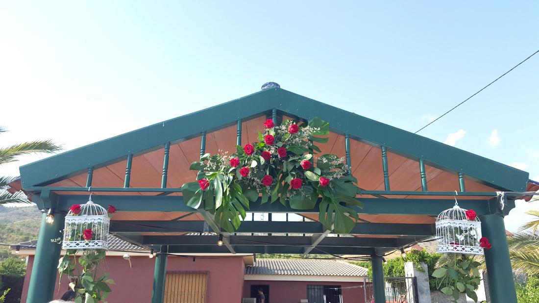 Jardín Decorado
